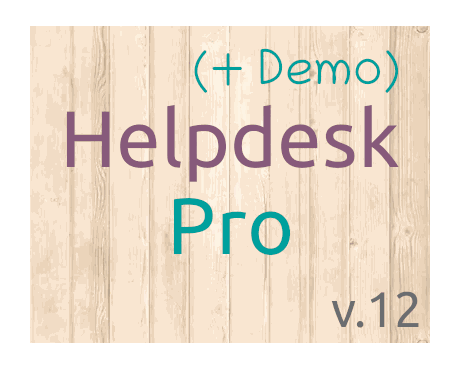 Helpdesk Pro (+Demo Data)