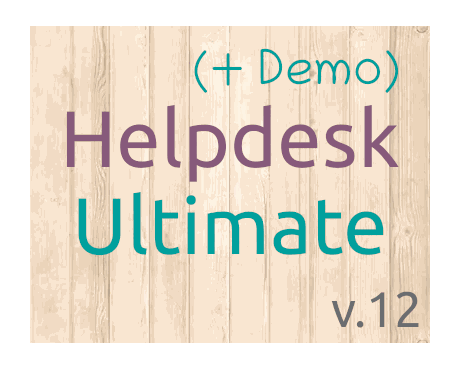 Helpdesk Ultimate (+Demo Data)